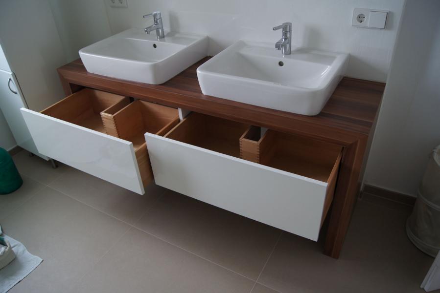 Doppelwaschtisch holz  Galerie | Holz + Design by Ralf Domschat
